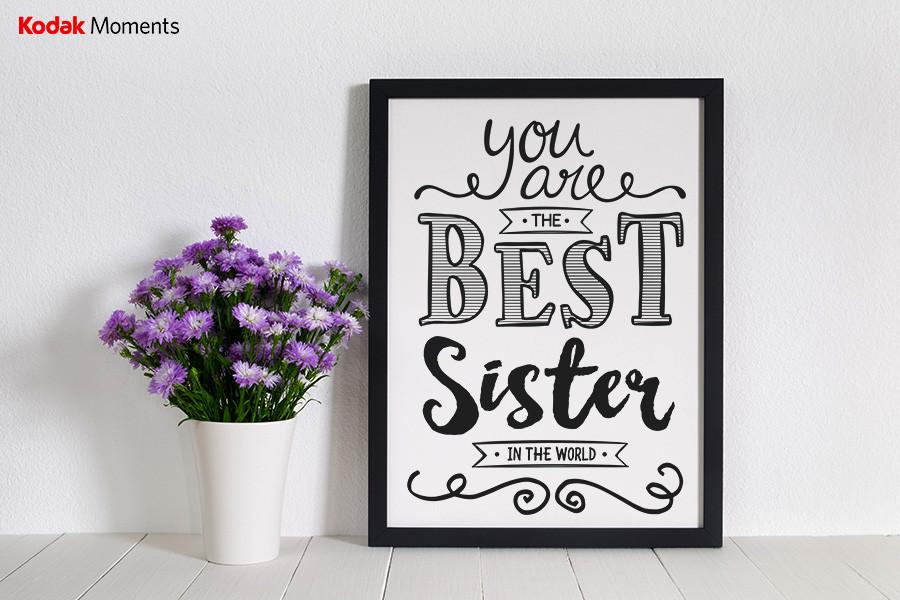 Geschenkideen Schwester  Foto Geschenke für Geschwister Top 5 Tipps für kreative