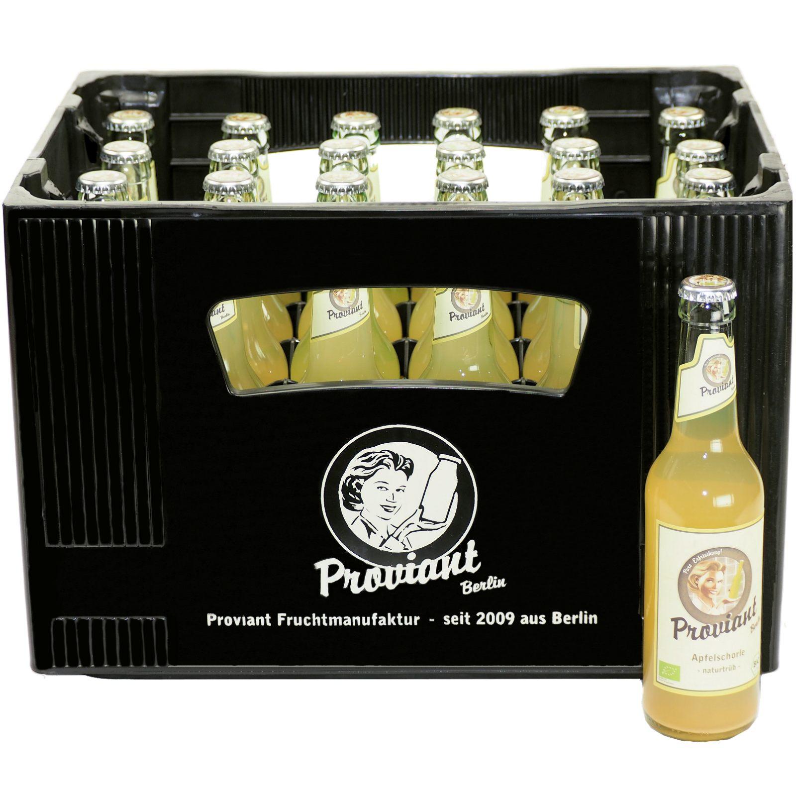 Getränke Liefern Berlin  Wir liefern Ihnen in Berlin Proviant Berlin Apfelschorle