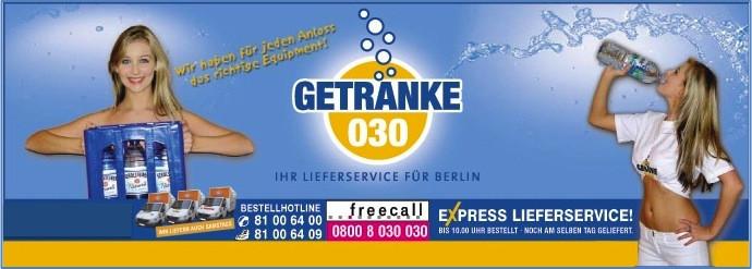 Getränke Liefern Berlin  Getränke 030 Lieferservice Getränkelieferung