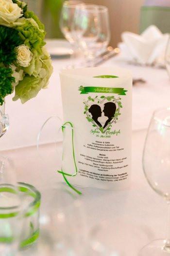 Getränkekarte Hochzeit Selber Machen  Menükarten zur Hochzeit