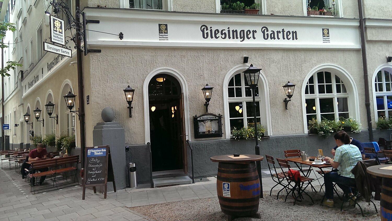 Giesinger Garten  Giesinger Garten Gerhardstr Untergiesing Giesing
