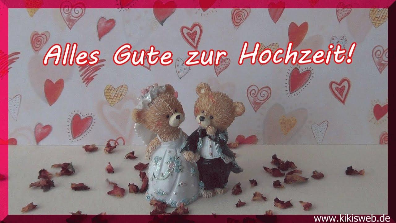 Glückwünsche Zum Hochzeit  Glückwünsche zur Hochzeit