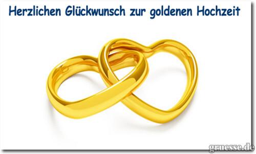 Glückwünsche Zur Goldenen Hochzeit  Hochzeitstag • Grußkarten eCards Glückwünsche zum