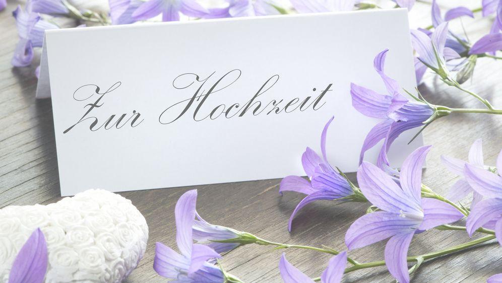 Glückwünsche Zur Hochzeit Von. Eltern Des Bräutigams  Glückwünsche zur Hochzeit Karte persönlich gestalten