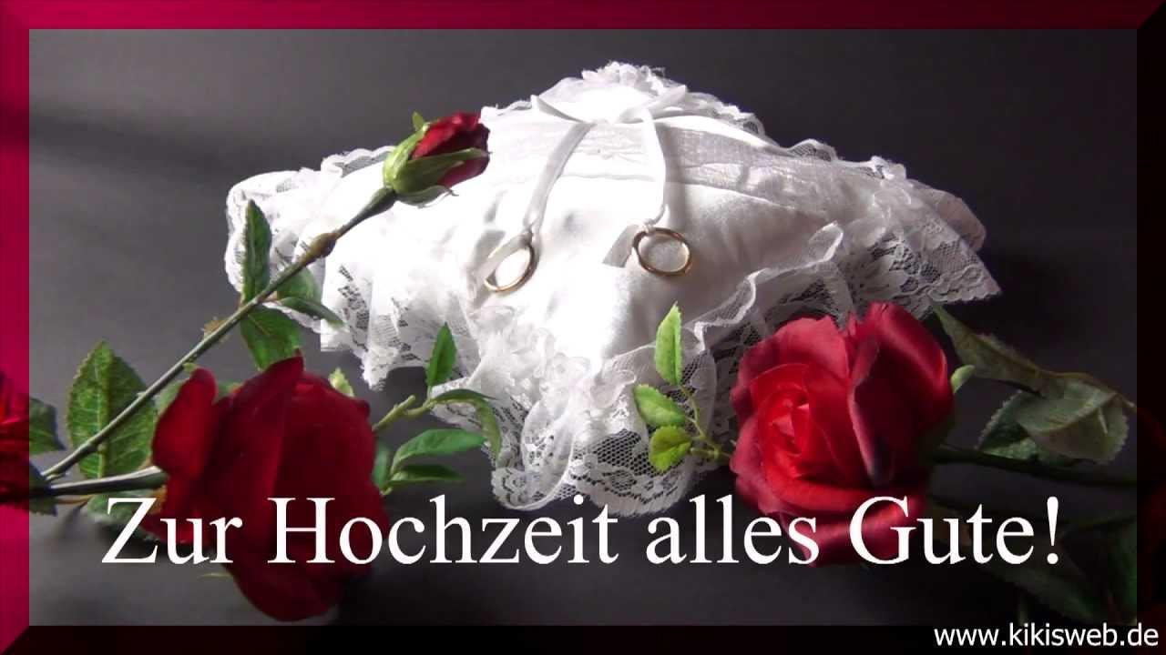 Glückwünsche Zur Kirchlichen Hochzeit  Glückwünsche zur Hochzeit