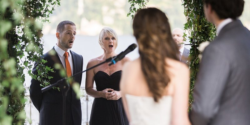 Gospelchor Hochzeit  Musik für Hochzeit – den richtigen Ton treffen