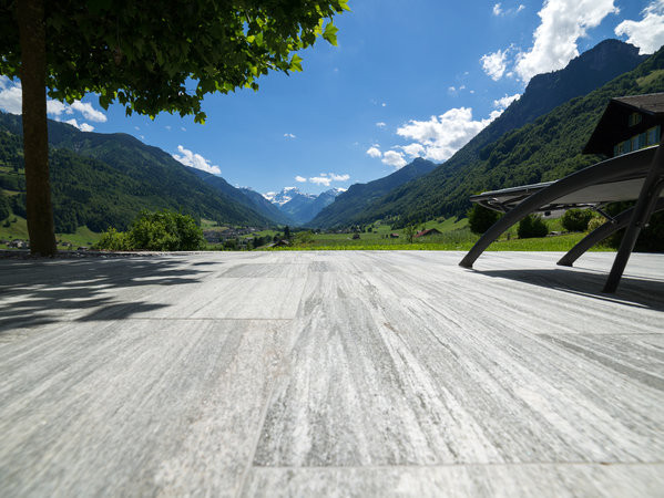 Granitplatten Terrasse  Granitplatten