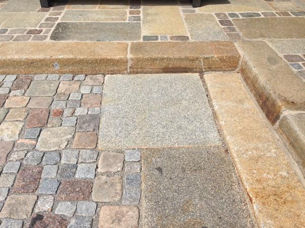 Granitplatten Terrasse  Granitplatten Terrasse Große Auswahl sofort lieferbar
