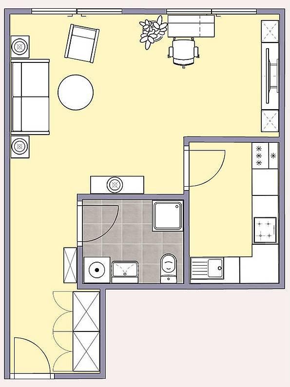Grundriss Wohnung  Wohnung Planen App Raumplaner D F R Ikea Im App Store