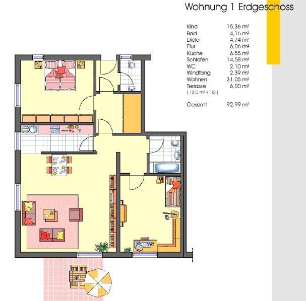 Grundriss Wohnung  ARCHICAD Forum • Thema anzeigen Bessere
