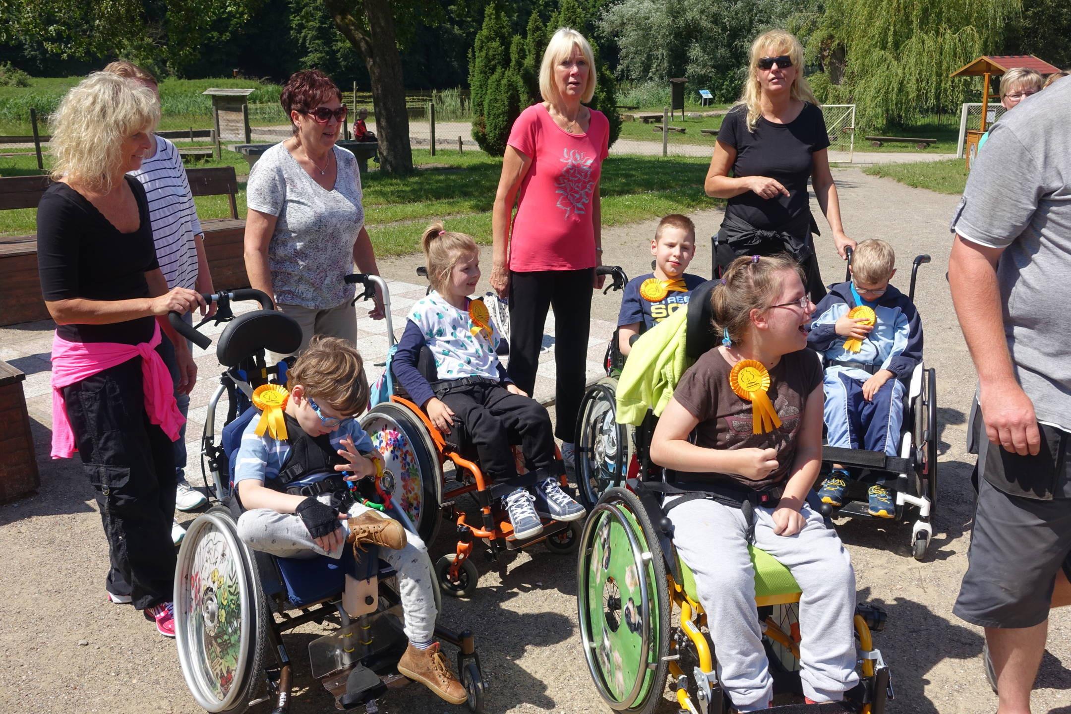 Grundschule An Der Mühle  Sportfest der Grundschule an der Hintersten Mühle