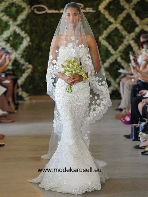 Günstig Hochzeit Feiern  Brautkleid Mina Hochzeitskleider