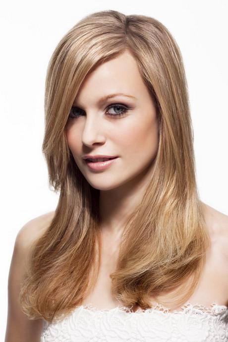 Haarschnitt Lang  Frisuren schnitte mittellange haare