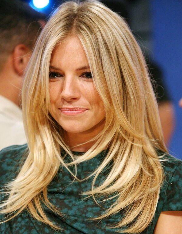 Haarschnitt Lang  Lang stufige Haarschnitten und Modellen vorschlägen Sommer