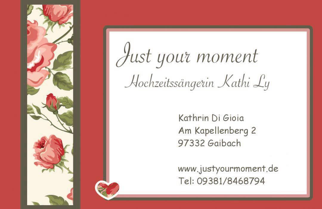 Hallelujah Deutsch Hochzeit  Hallelujah Hochzeitsversion Kathi Ly Hochzeit deutsch