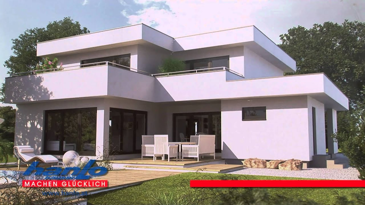 Hanlo Haus  HANLO HOMMAGE Musterhaus 1
