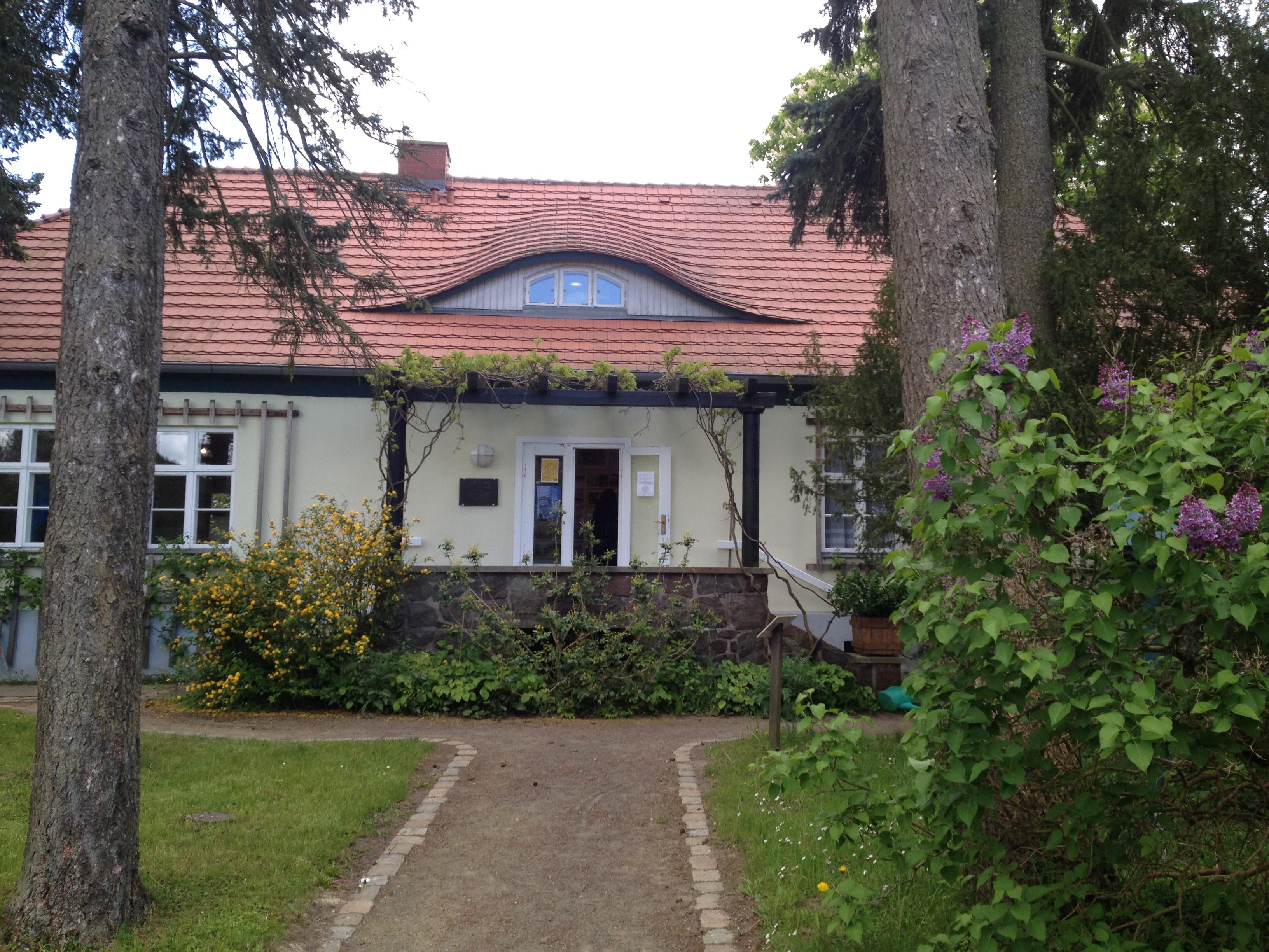 Hans Fallada Haus  Das Hans Fallada Museum – ein Besuch in Carwitz
