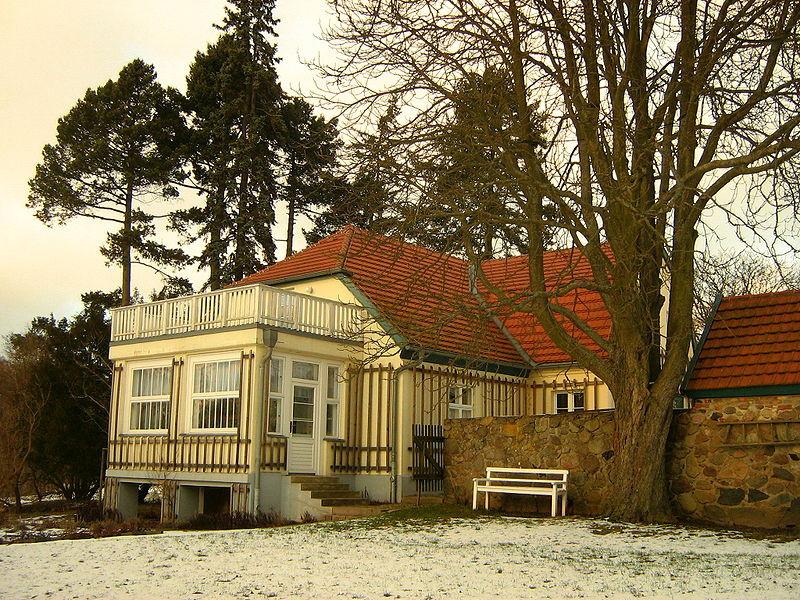 Hans Fallada Haus  Leipzig Lese