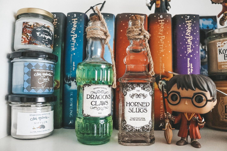 Harry Potter Zaubertränke  Harry Potter Zaubertränke zum Selbermachen – IvyBooknerd