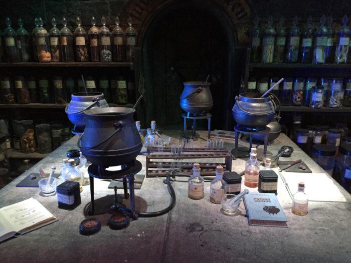 Harry Potter Zaubertränke  Harry Potter Zaubertränke – Familienausflüge