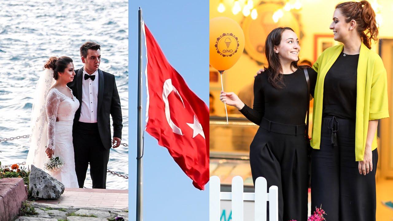 Hatice Schmidt Hochzeit  Istanbul Vlog Hochzeit meiner Cousine