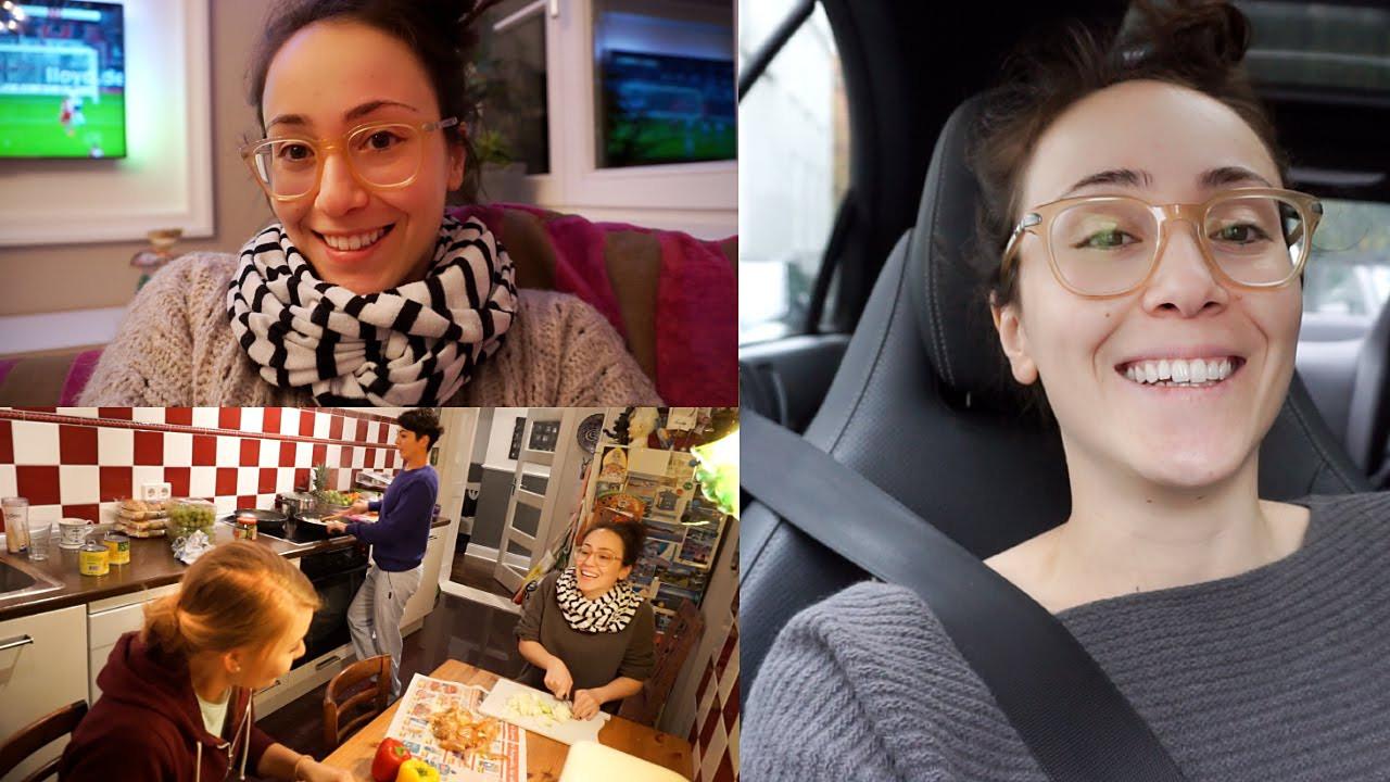 Hatice Schmidt Hochzeit  Vlog hoher Besuch Berlin Familie wiedersehen PART 1 by