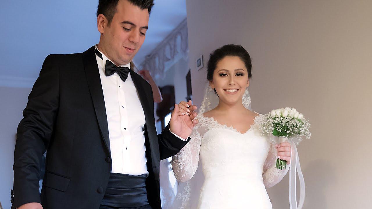 Hatice Schmidt Hochzeit  Ich schminke meine Cousine Wedding Day