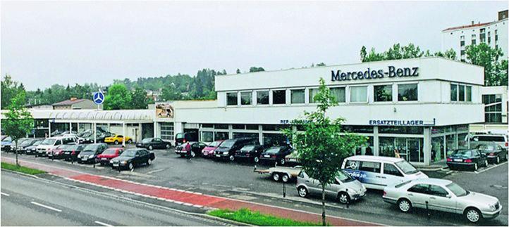 Haus 23 Kempten  Autohaus Allgäu GmbH & CO Branchenbucheintrag B4B
