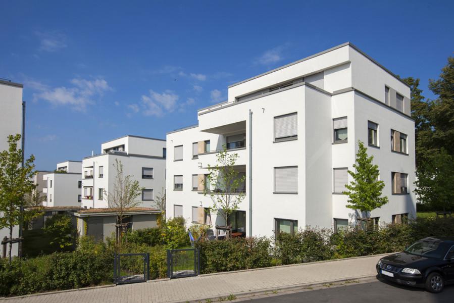 Haus 42 Wiesbaden  Quartier C Weidenborn Neubauprojekte Die GWW