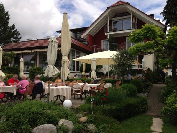 Haus Am See Nonnenhorn  Restaurant Haus am See Nonnenhorn D Küchenreise