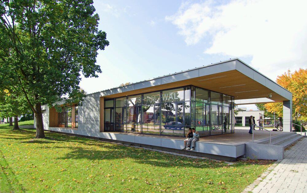 Haus Am Wall  Kooperative Gesamtschule Stuhr Brinkum
