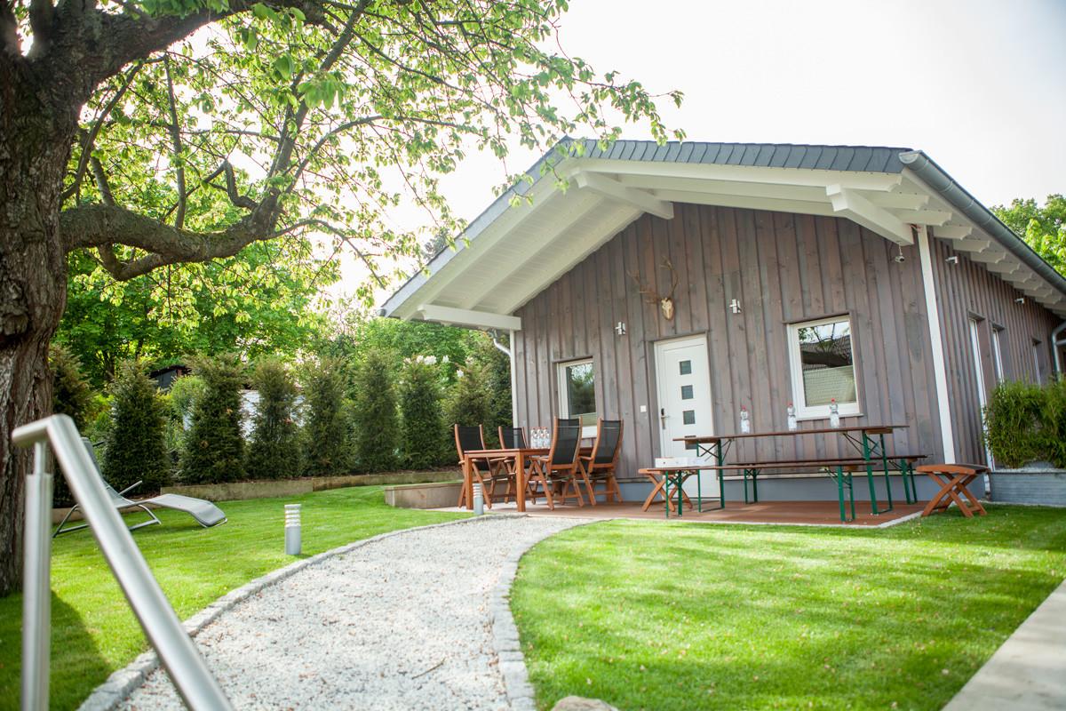 Haus Am Wall  Sauna & Garten