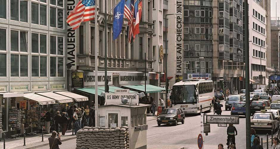 Haus Am Wall  Wall Museum Checkpoint Charlie