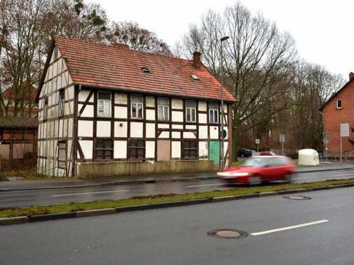 Haus Am Wall  Leeres Haus am Wall unbewohnbar – Goettinger Tageblatt