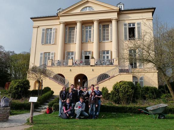 """Haus Der Sinne Wiesbaden  Leiterausflug """"Haus der Sinne"""""""