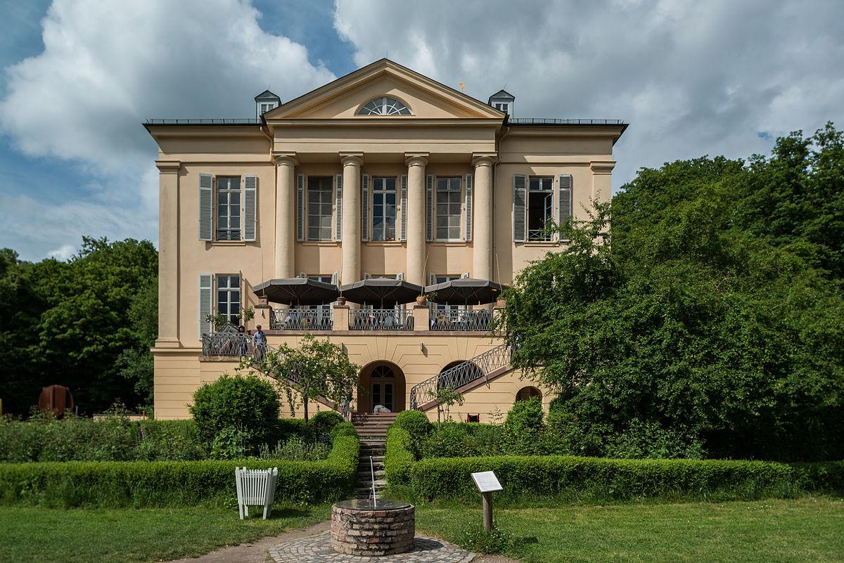 Haus Der Sinne Wiesbaden  Château de Freudenberg Hesse — Wikipédia