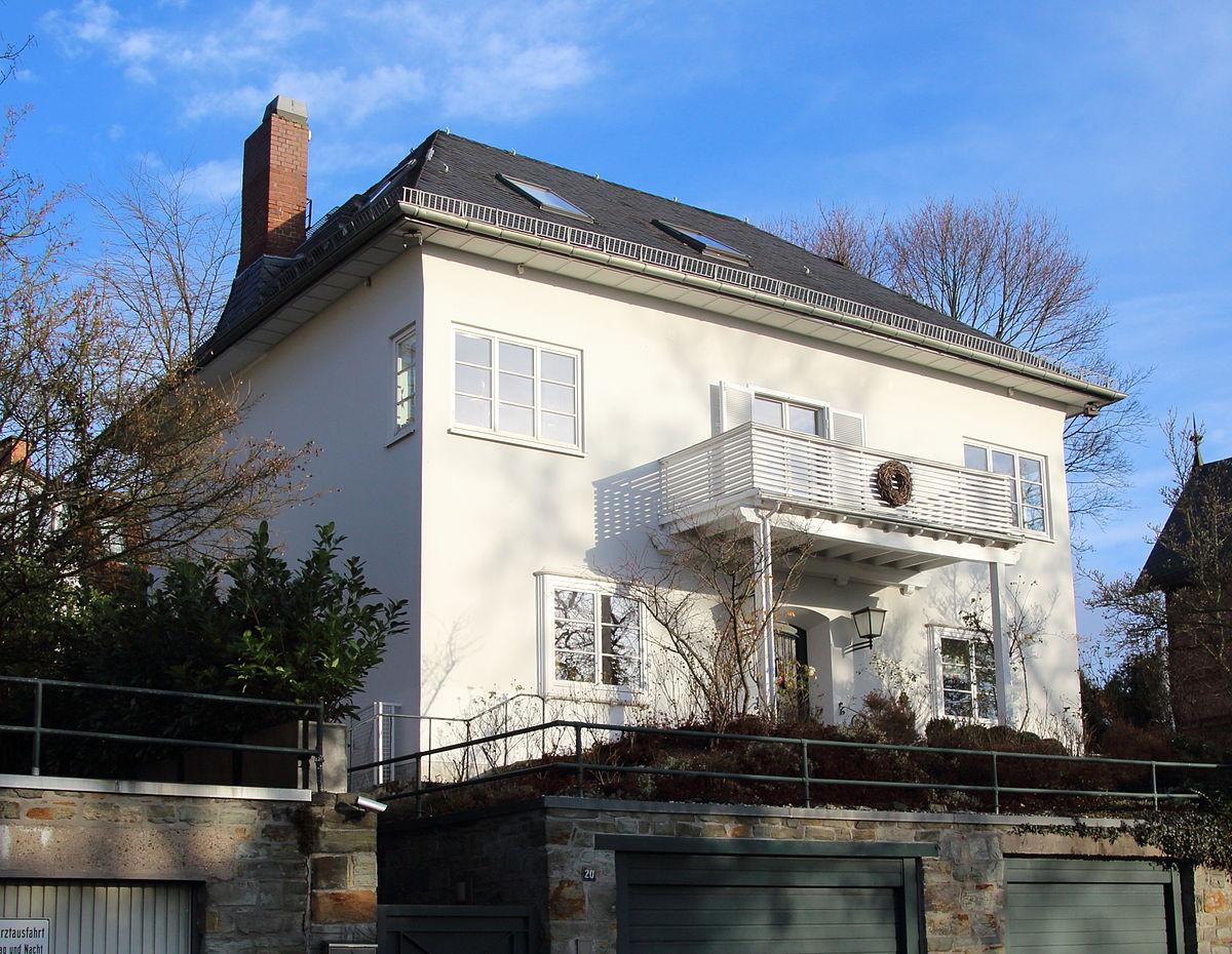 Haus Der Sinne Wiesbaden  Haus Ryder –