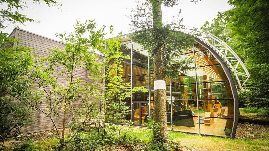 Haus Des Waldes  Stuttgart Beliebter Ferientreffpunkt Das Haus des Waldes