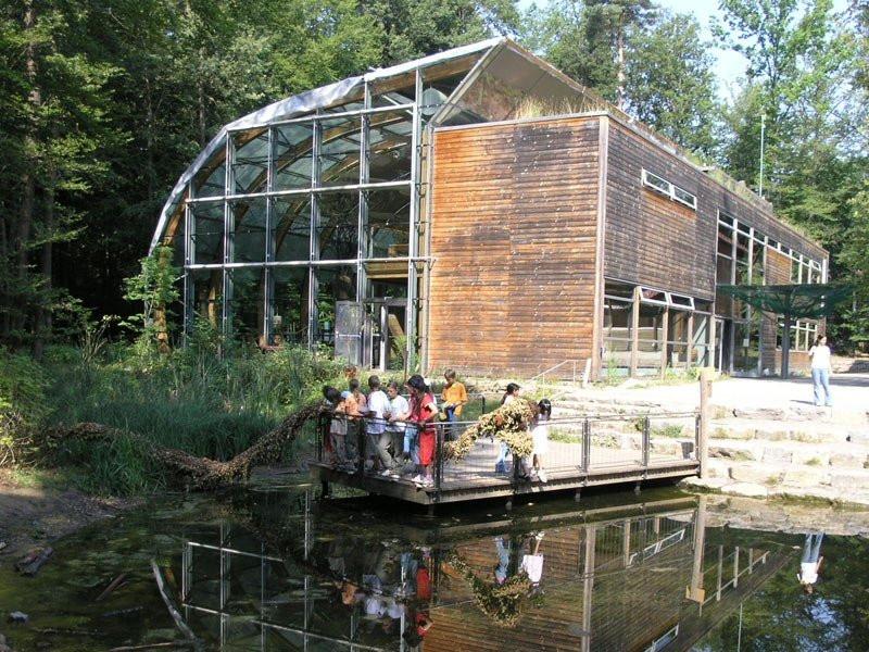 Haus Des Waldes  Haus des Waldes Stuttgart naturnahes Ausflugsziel für