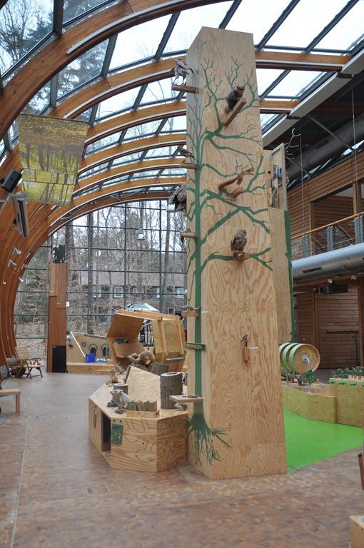 Haus Des Waldes  Das neue Haus des Waldes der Fechis Blog