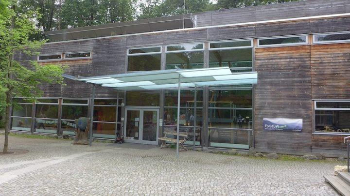 Haus Des Waldes  ドイツ報告01 HAUS DES WALDES ハウスデスバルデス 岐阜県立森林文化アカデミー