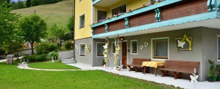 Haus Elisabeth  Haus Elisabeth in Mühlbach Die Pension mit Persönlichkeit