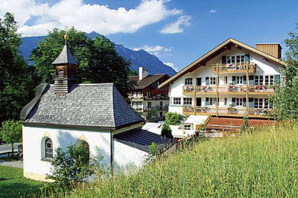 Haus Hammersbach  Hotel Haus Hammersbach Oberbayern Grainau von ansehen