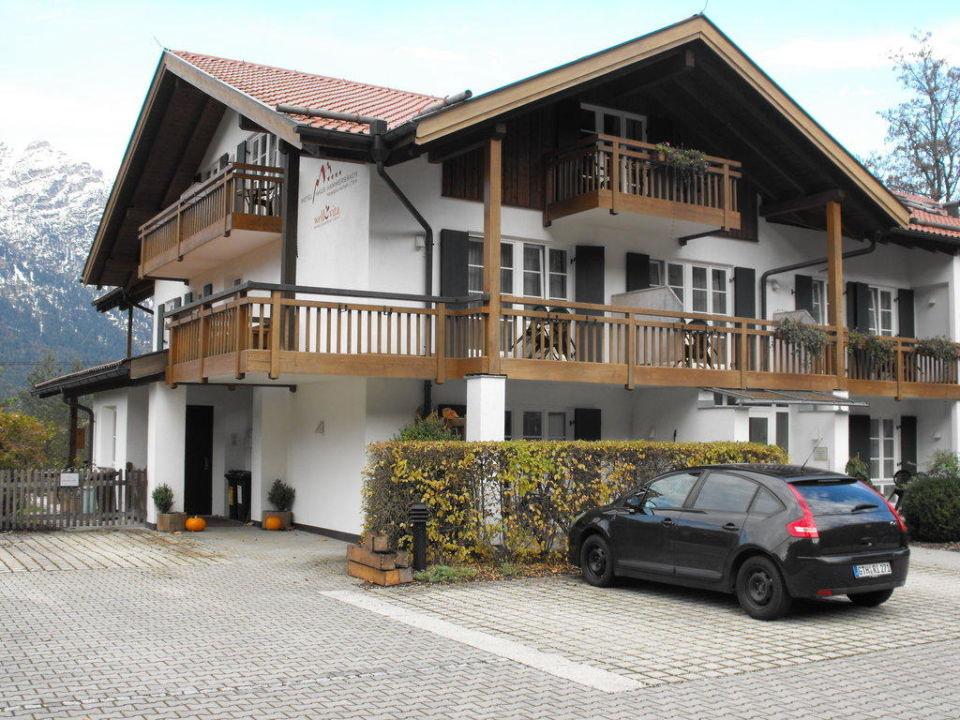 """Haus Hammersbach  """"Haus Alpspitz"""" SENTIDO Zugspitze Berghotel Hammersbach"""