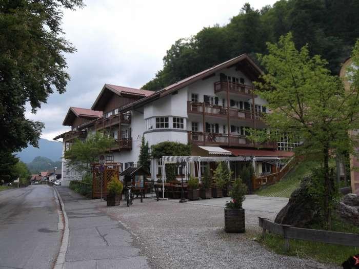Haus Hammersbach  Hotel Haus Hammersbach Sentido Zugspitze in Grainau Das