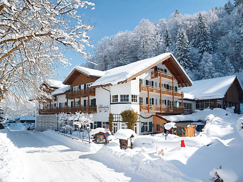 Haus Hammersbach  SENTIDO Zugspitze Haus Hammersbach Hotelbilder SENTIDO