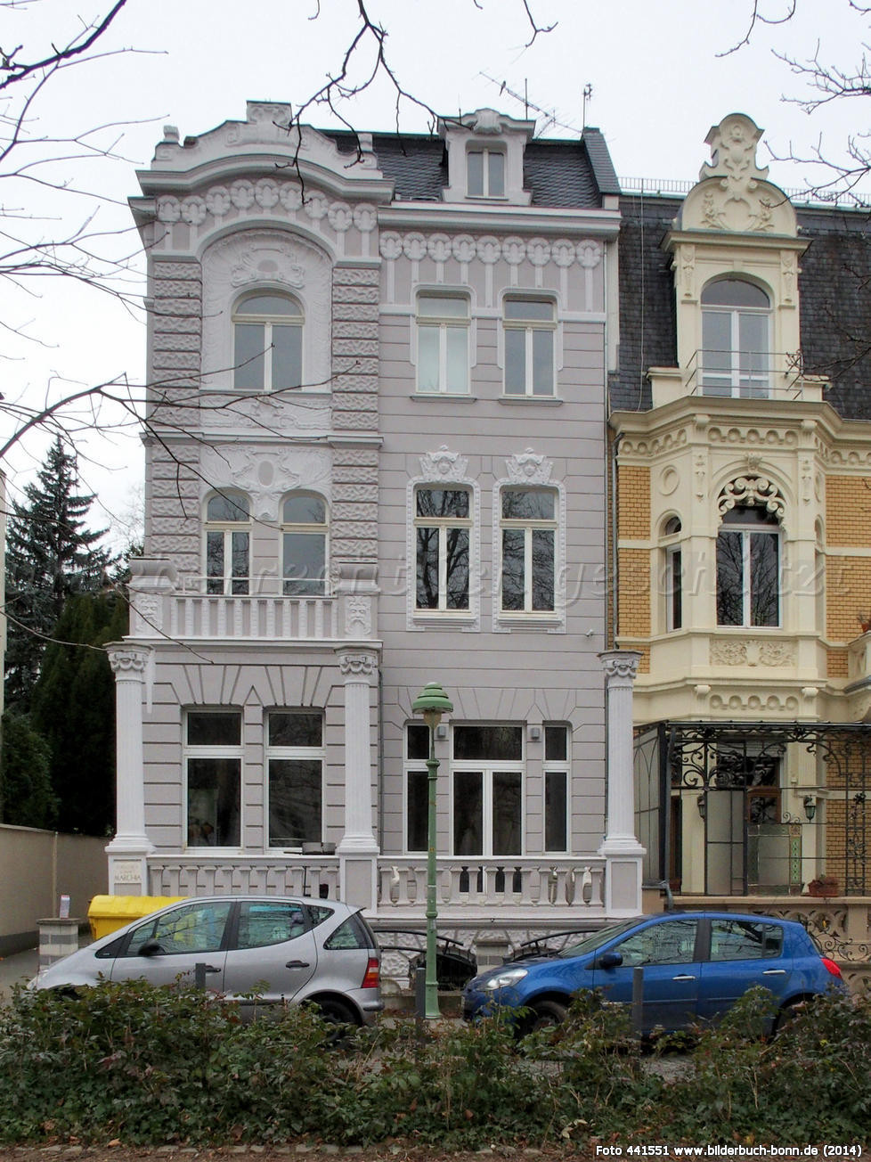 Haus Kaufen Bonn  Bilderbuch Bonn Haus der Burschenschaft Marchia