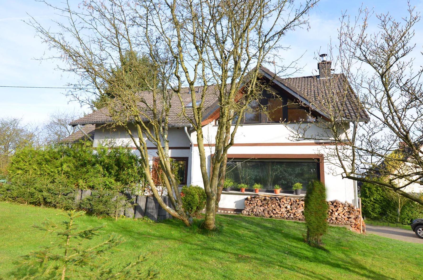 Haus Kaufen Bonn  Rückansicht