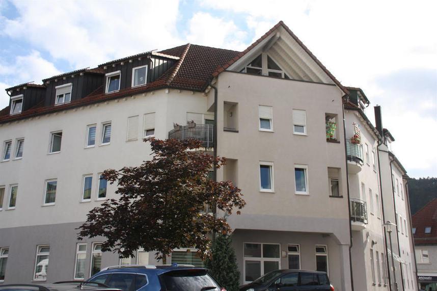 Haus Kaufen Bopfingen  Eigentumswohnung im Herzen von Bopfingen mit herrlichem