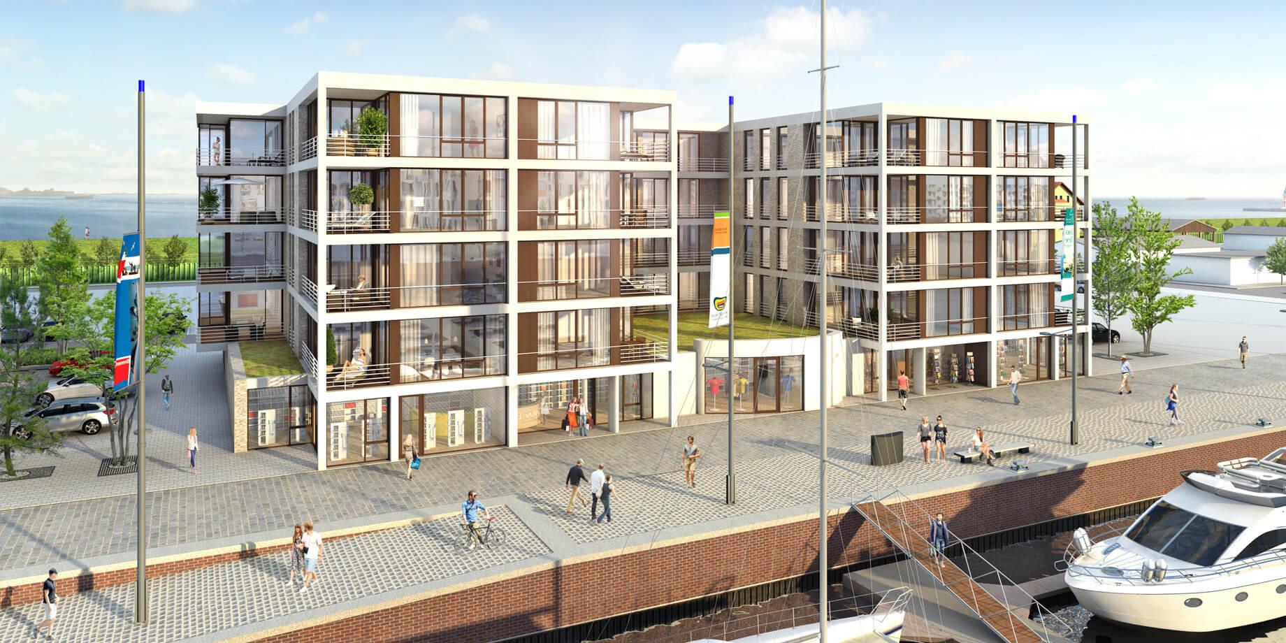 Haus Kaufen Bremerhaven  Wohnung in Bremerhaven kaufen – Panorama Bremerhaven